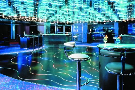 Majesty of the Seas....One of the Night Clubs | Cool ...