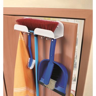 suport de usa pentru depozitare ustensile curatenie accesorii si cadouri utile pentru casa ta - Ustensile Utile
