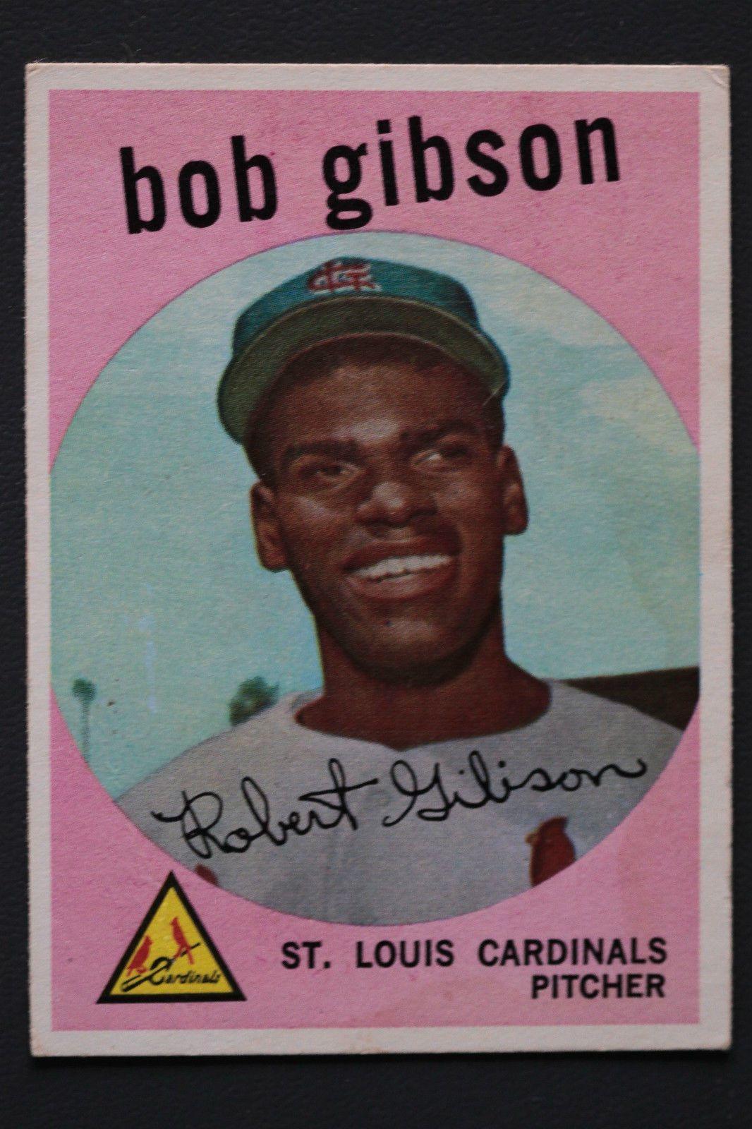1959 TOPPS Baseball card values, Baseball