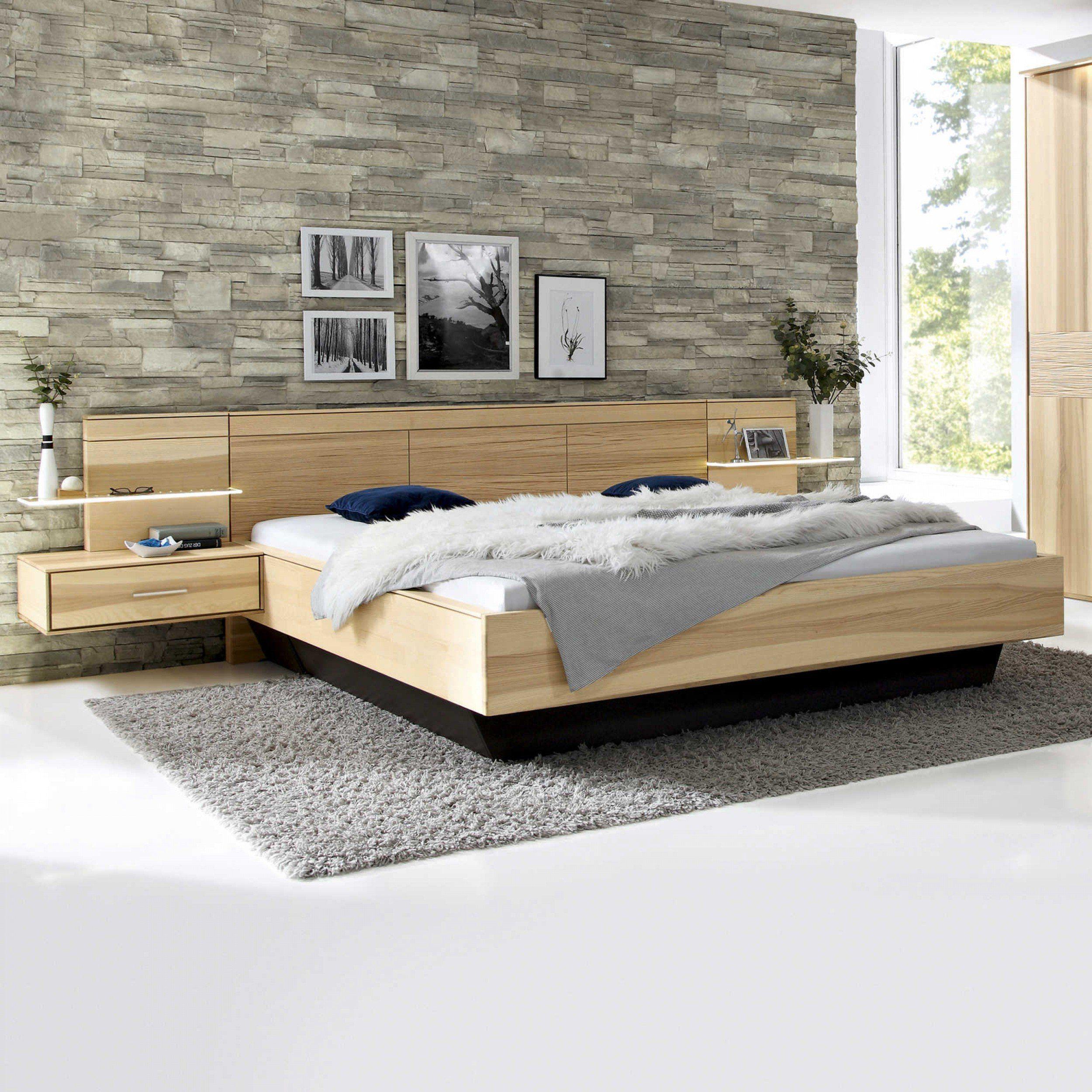 Thielemeyer Bett Mit Nachttischen Mira 4 0 180 X 200 Cm Massivholzbetten Betten Schlafzimmer Mobel Bett Ideen Bett Modern Schlafzimmer Design
