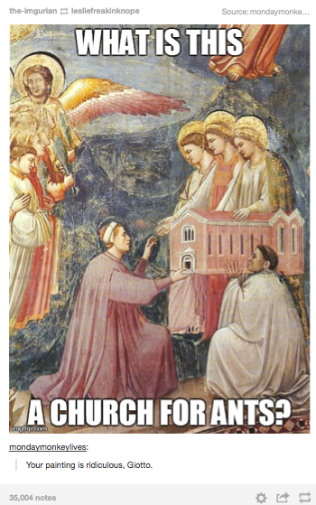 Photo of 27 Times Tumblr Used Art History Perfectly To Make A Point