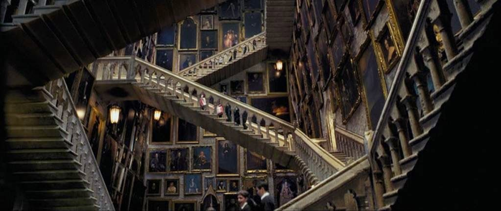 small attic ideas pinterest - harry potter staircases Google Search