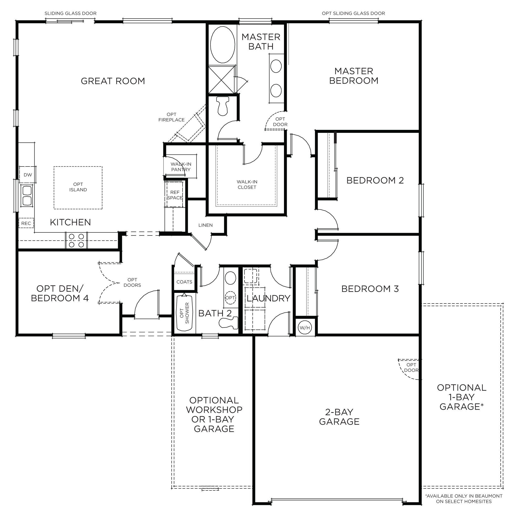 Pin By Pardee Homes On Inland Empire Pardee Homes Floor Plans Pardee Homes Build My Own House
