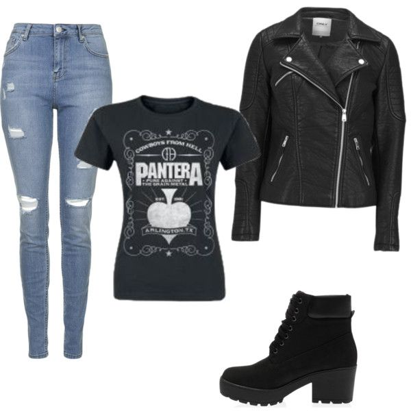 A fashion look from March 2015 featuring ONLY jackets and Topshop jeans. Browse and shop related looks.