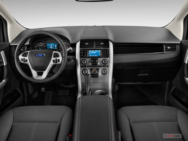 2102 Ford Edge Interior With Images Ford Edge Ford