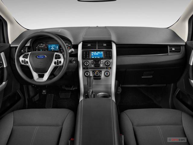 2102 Ford Edge Interior
