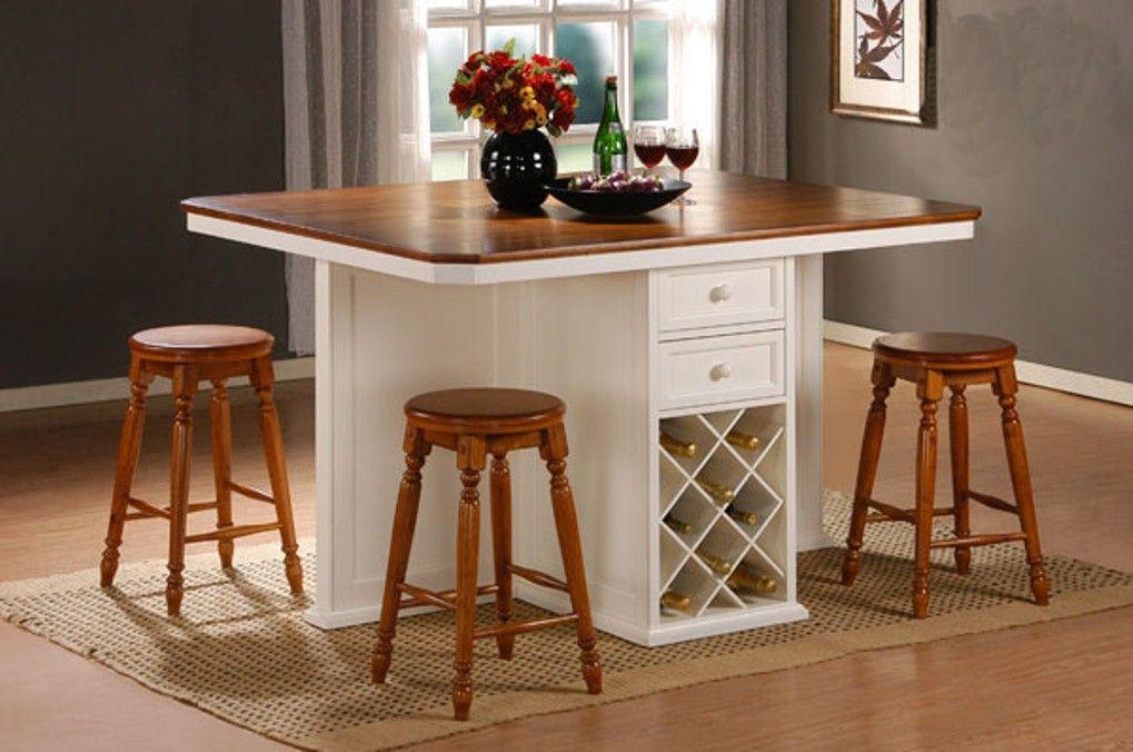 White High Top Kitchen Table Sets   Home   Pinterest   Küche tisch ...