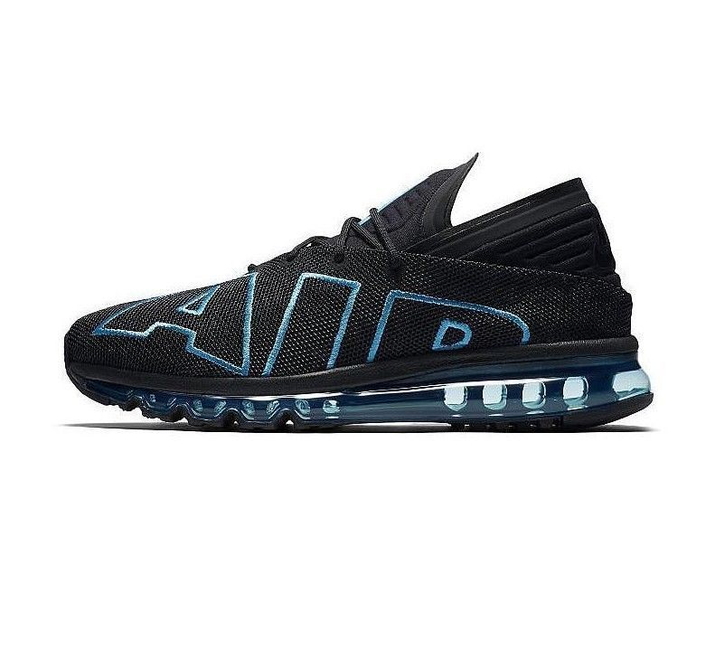 new concept 82031 39b9e ... new zealand nike air max flair size 10 us black mens running shoes nike  runningshoes 4d9af