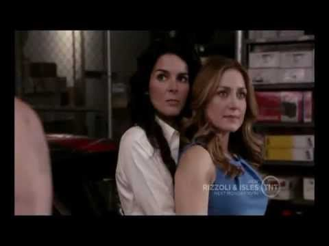 Rizzoli and Isles - Five Reasons Why Its The Gayest Show On TV