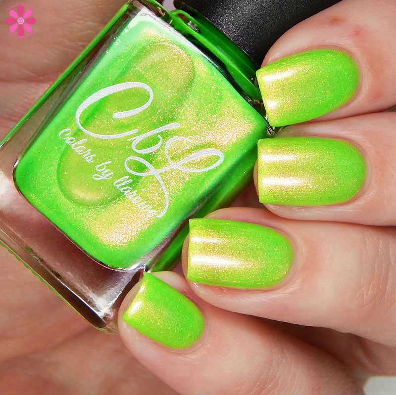 Colors by Llarowe Spring/Summer 2017 Collection; Radioactive | Nails ...