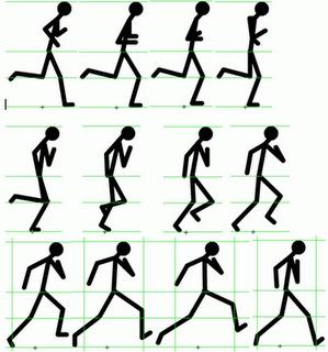 Download 54  Gambar Animasi Orang Lari HD Free