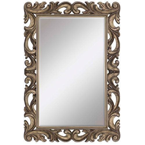 Found it at Wayfair - Enigma Mirror