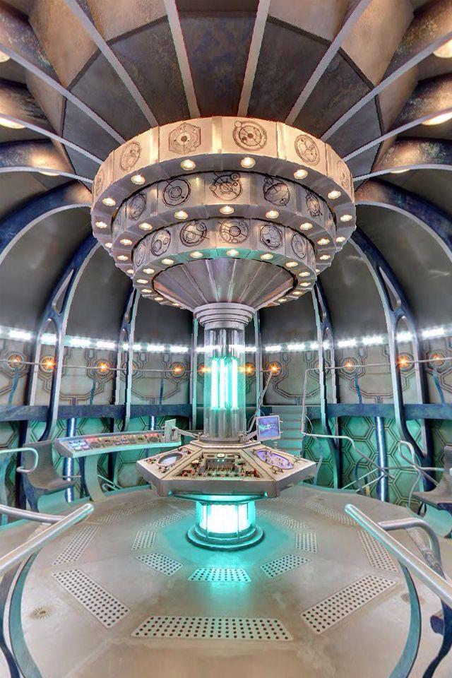 Inside the TARDIS                                                                                                                                                                                 Mehr
