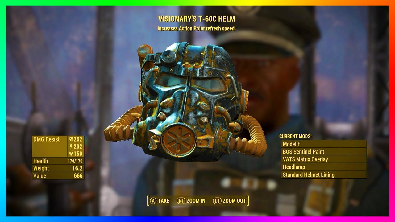 Fallout 4 - LEGENDARY Power Armor Location & Guide ...