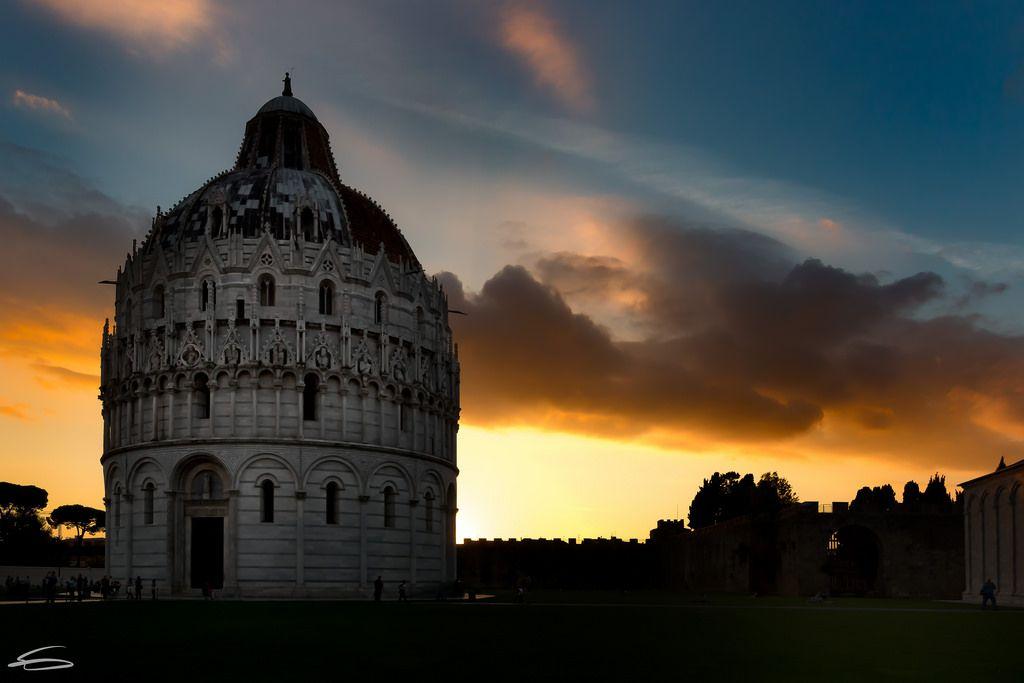 Battistero | Pisa, Leaning tower of pisa, Italy