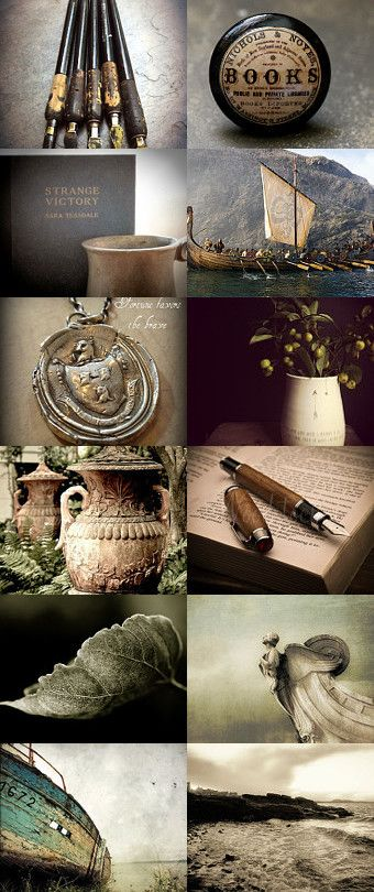 memories: old and new by gwen dombrosky on Etsy--Pinned with TreasuryPin.com