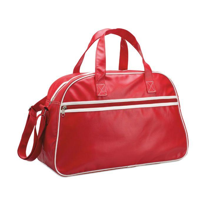 Torba Sportowa Vintage Z Pvc Z Lamowka Kolory 4012444956 Oficjalne Archiwum Allegro Bags Promotional Bags Sport Bag