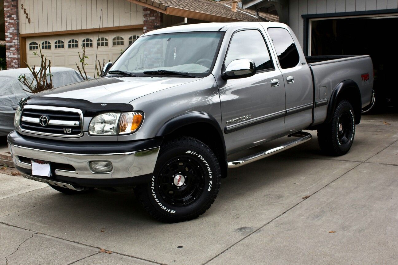 Toyota tundra by Flores on First Gen Tundra mods