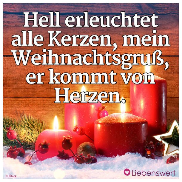 Texte für Weihnachtskarten: Die schönsten Sprüche #weihnachtskartenspruch