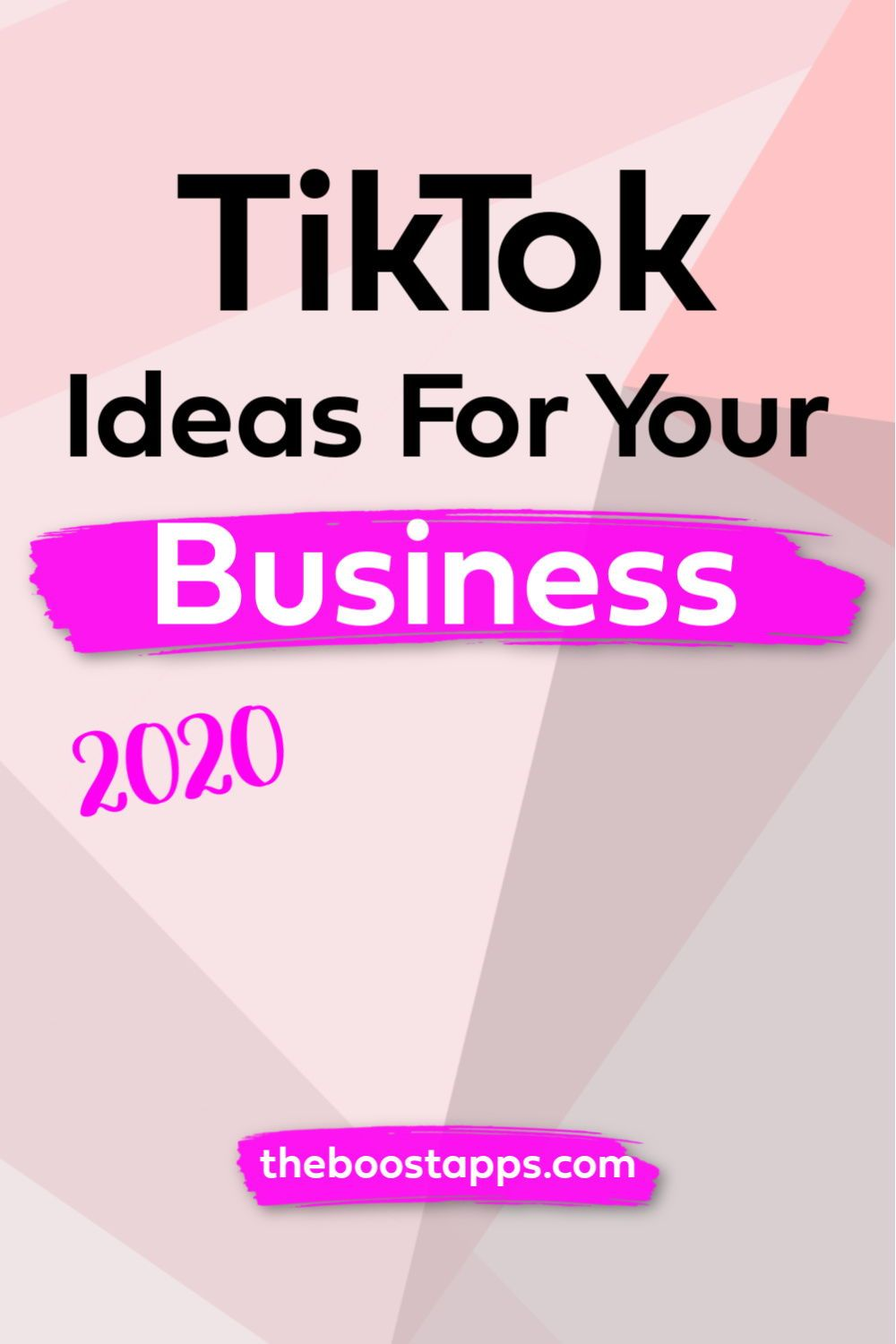 7 Tiktok Ideas For Your Business Boosted Business Boost Business Content Marketing Strategy Social Media
