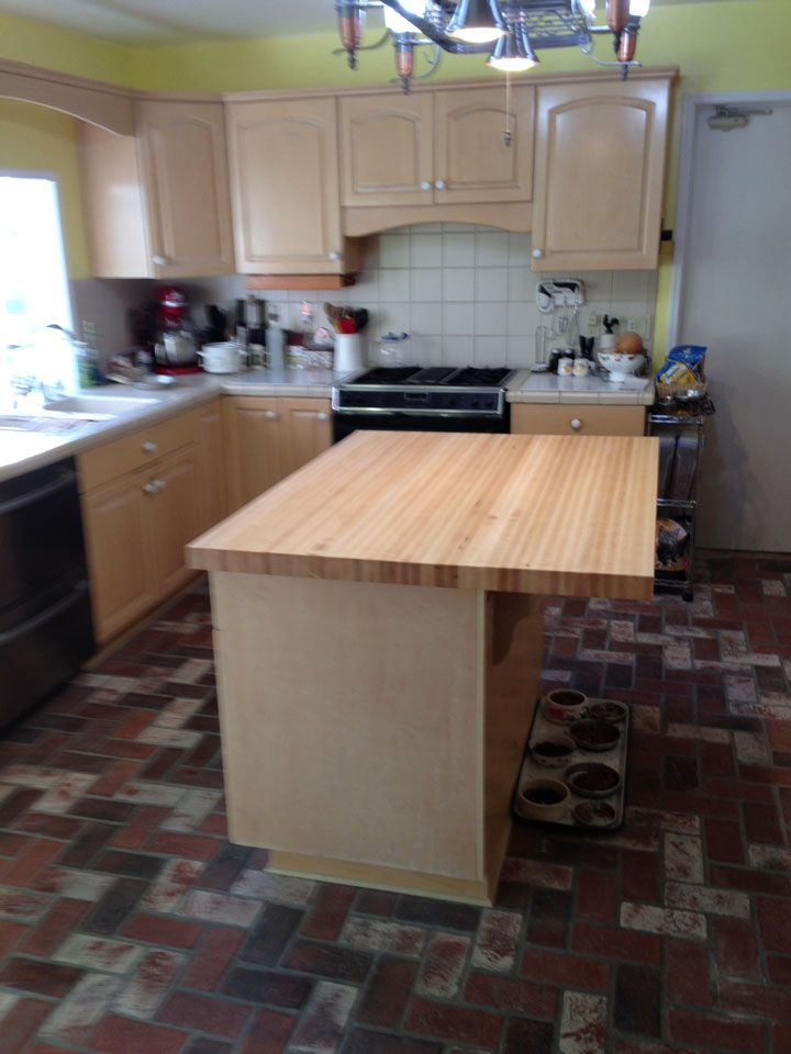 Enlarge Maple Butcher Block Countertop Picture Butcher Block