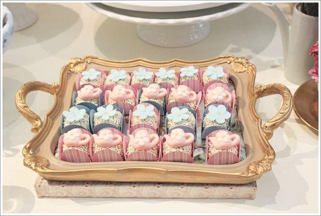 Chá de Cozinha Chá da tarde Chá de Panela Chá Bar Blog de Noivas Concept Party Decoração Invite Eventos29