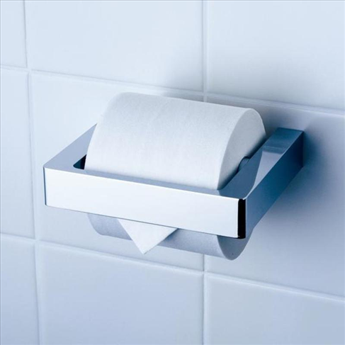 Dorf Motif Toilet Roll Holder 155 Long 130 Projection From Wall