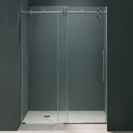 Home Improvement In 2020 Shower Doors Glass Shower Frameless