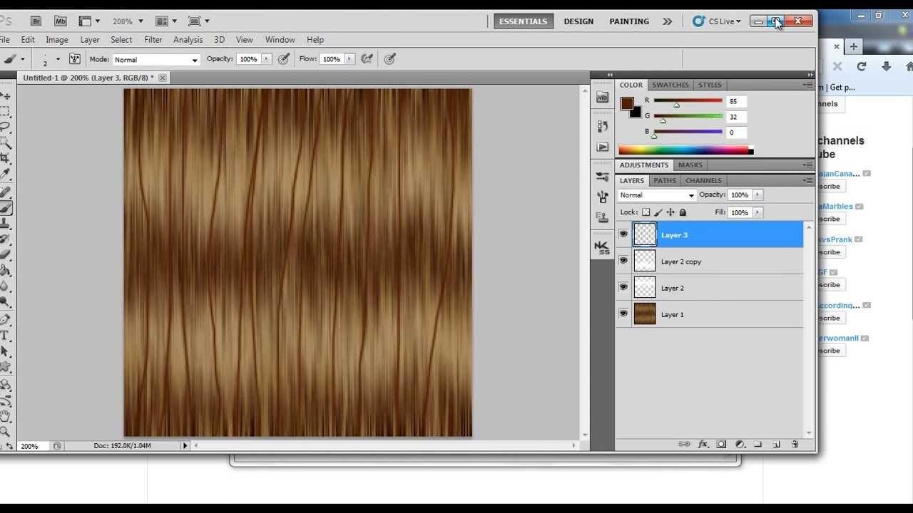 Youtube Textured Hair Imvu Photoshop