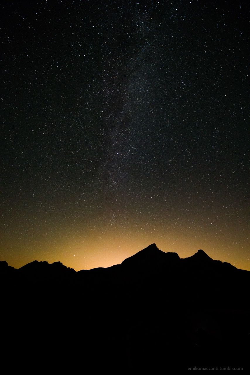 Emiliomaccanti At First Light Of Dawn One Light Sleeping