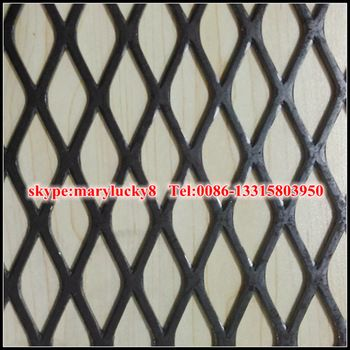 Anping 4'x8' Flattened Expanded Metal Sheet