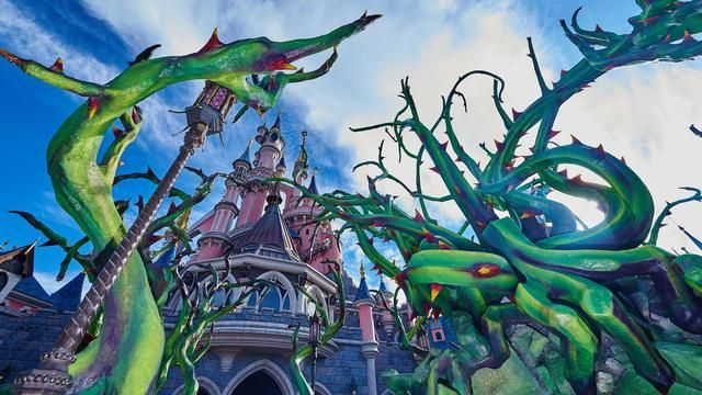 Disney's Halloween Festival at Disneyland Paris