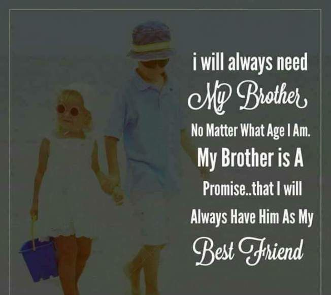 I Never Needed A Best Friend Brother And Sister Are Best Friends