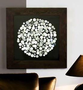 casablanca design wandbild bild dots metall objekt in in. Black Bedroom Furniture Sets. Home Design Ideas