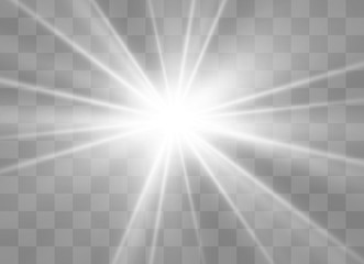 Sun Rays Stock Photos Royalty Free Images Vectors Video Stock Vector Light Vector