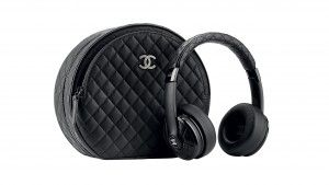 After years of indifference, it appears audiophiles and the fashion set will finally have something to talk about: #Chanel unveils $5,000 headphones