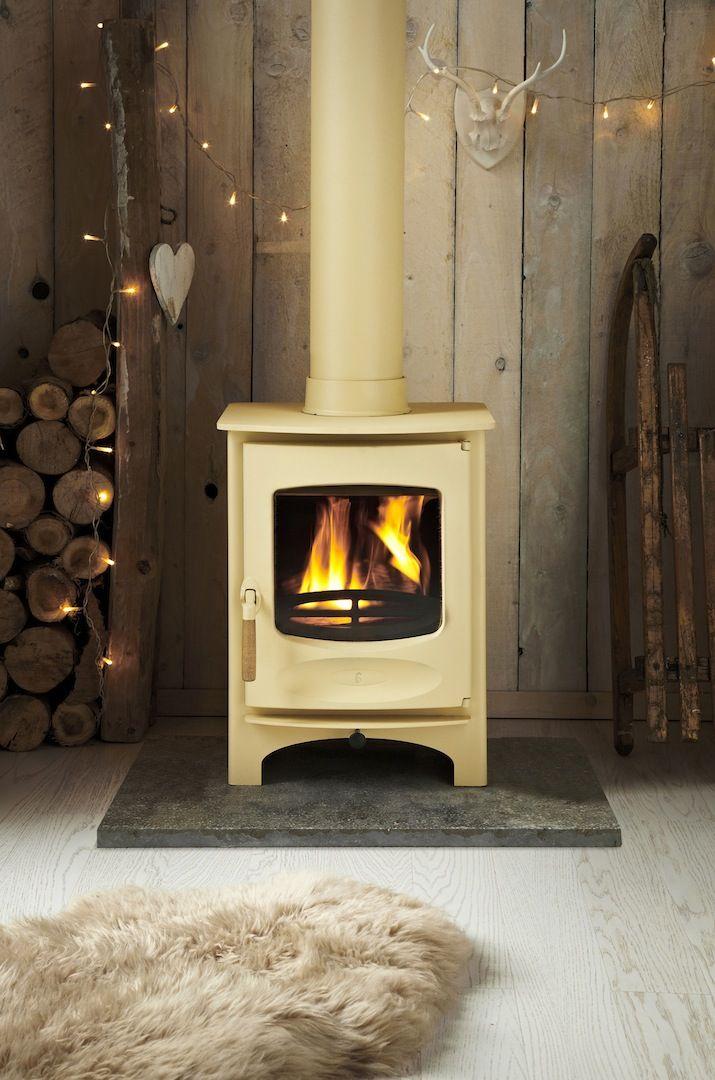 Cozy Deco Around This Beautiful Heating Stove! We Love It    Www.unitedfireplaceandstove.