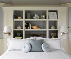 small master bedroom storage ideas - Google Search