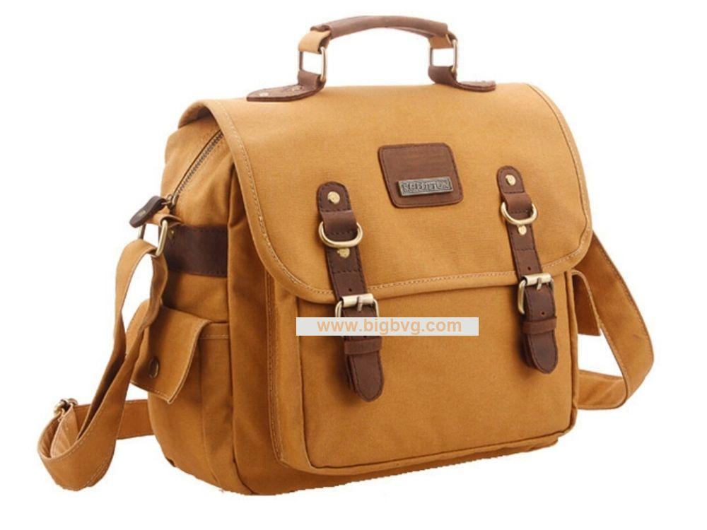 9c08be73b158 Perfect canvas messenger shoulder bag for an on-the-go assistant. This is a  good looking and durable bag