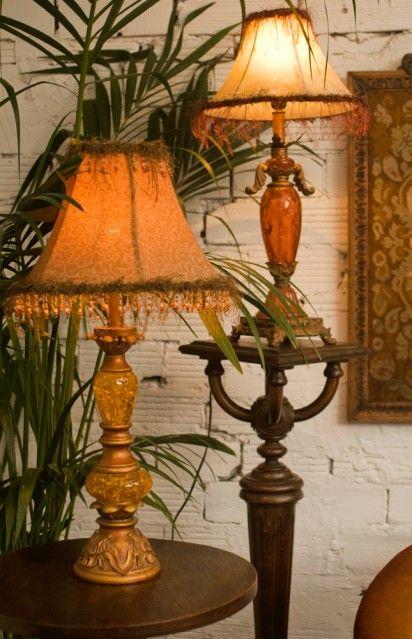 Abat Jour Style Anglais : style, anglais, Lampe,, Baroque,, 1900,, Lupanar,, Maison, Clause,, Abat-jour, Pampilles,, Plumetis, Jour,, Pampilles