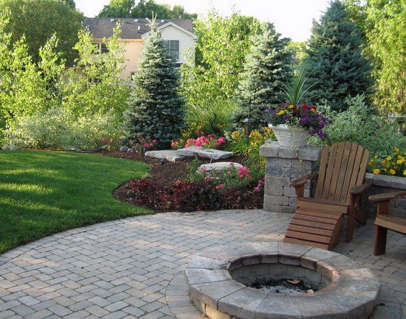 #backyardlandscape   Privacy landscaping, Backyard pool ...