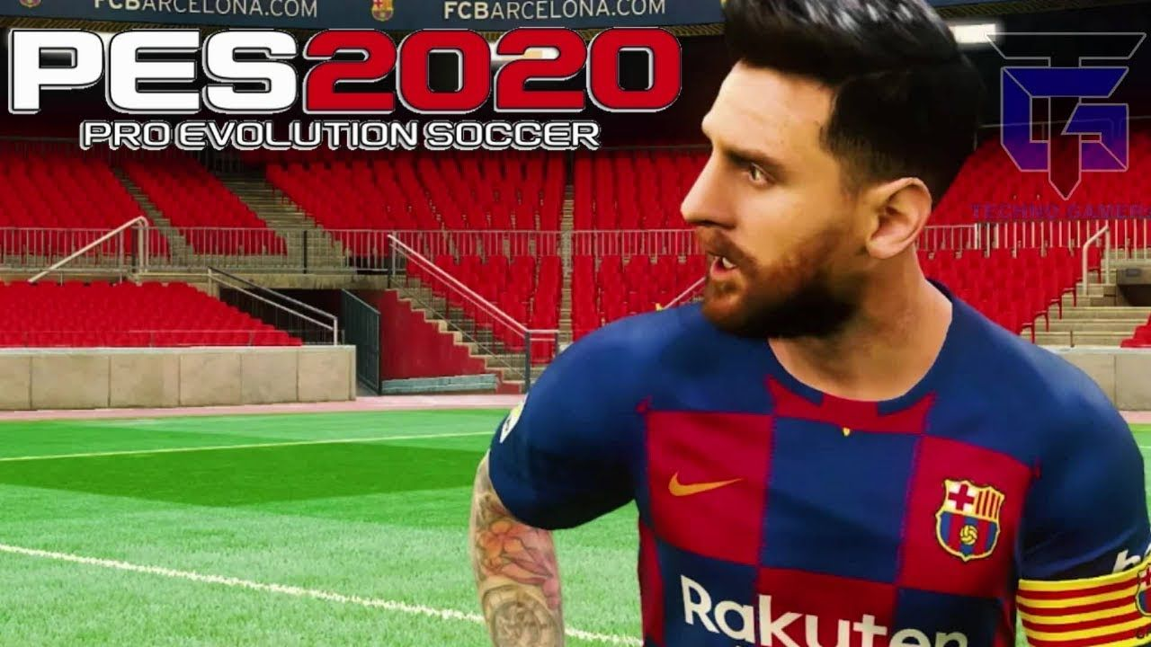 PES 2020 Trailer HD Barcelona New Kit season 2019/2020 | Mobile