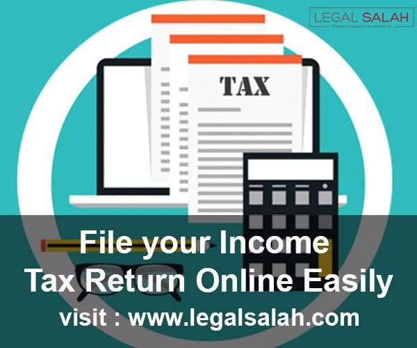 Income Tax Return and Filing Services Online in India Legal - business expense spreadsheet for taxes