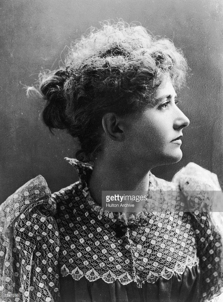 actress mary ansell who was married to scottish author j m barrie