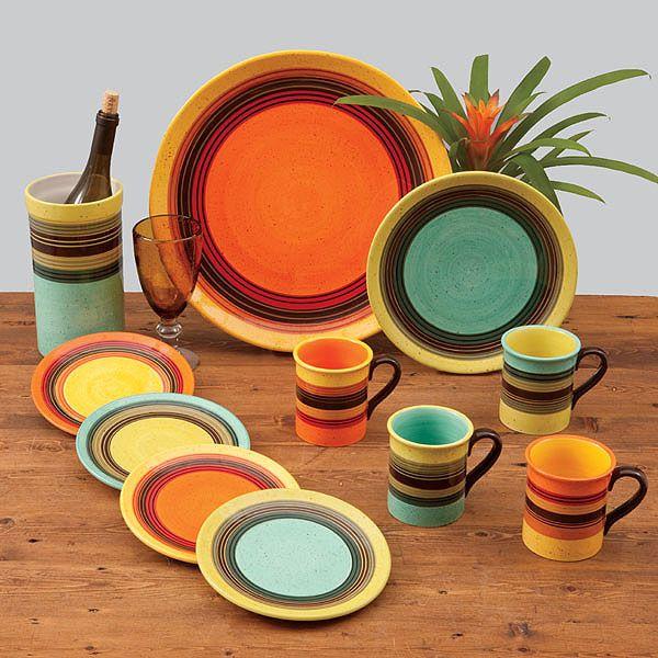 Southwestern Dinnerware Southwest By Certified International