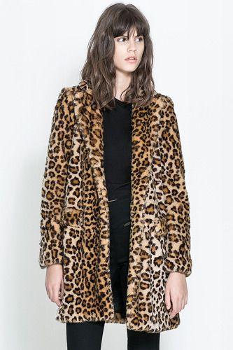253edeeff350 Faux Fur Coats - Warm Winter Jackets in 2019   Nerdsville   Fur ...