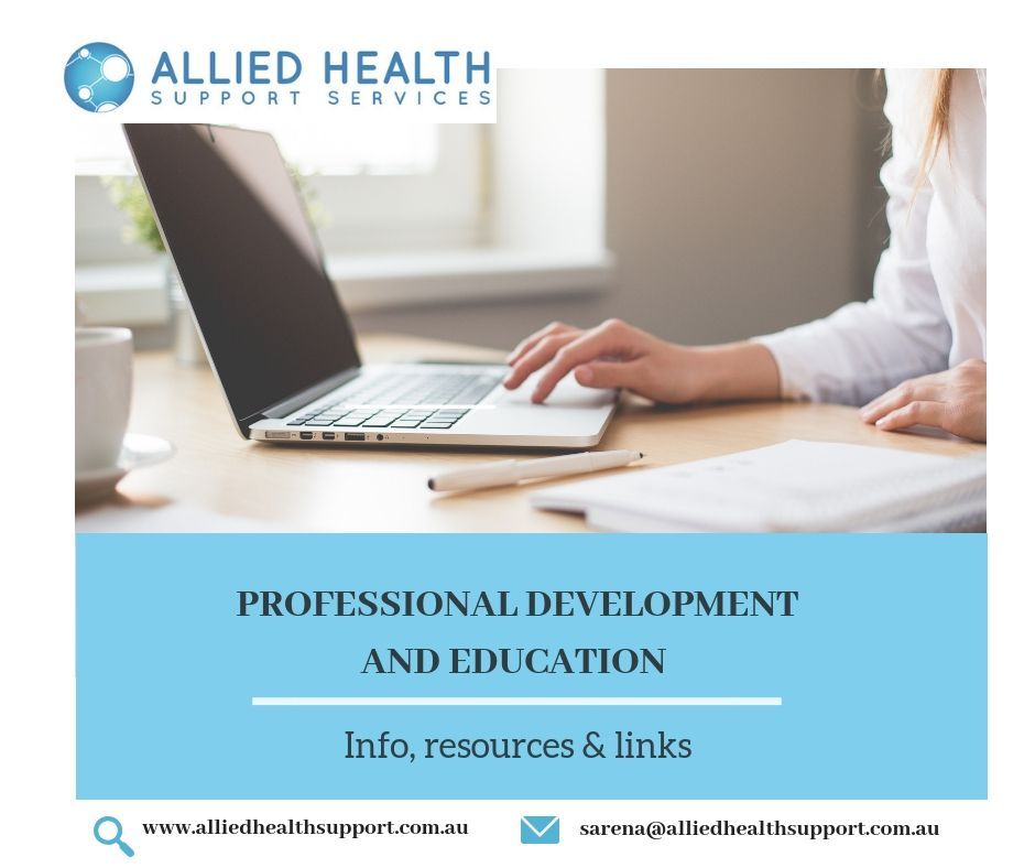 Allied Health professionals Database of available