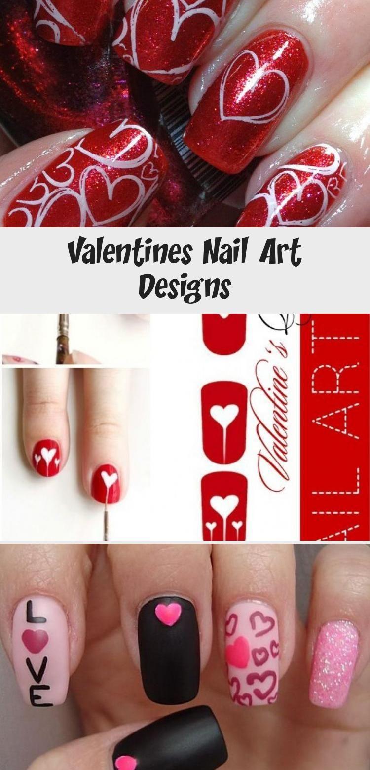 Photo of Valentines Nail Art Designs – Nail Art