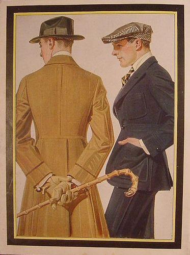 Illustrator J.C. Leyendecker