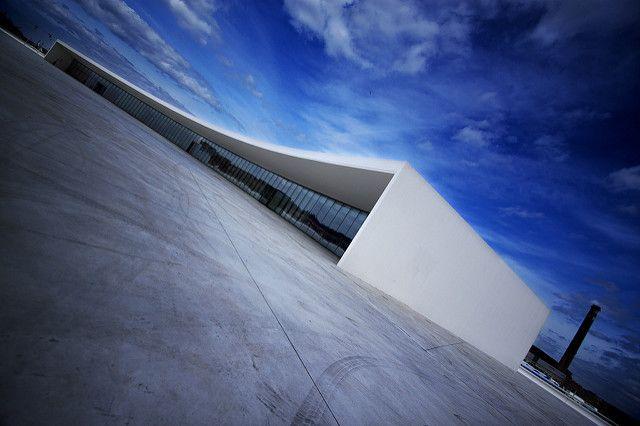 Centro Cultural Internacional Oscar Niemeyer - Avilés (España) Foto de Antonio Torres Ochoa em Flickr
